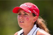 Morgane Metraux de Suiza (cortesía Igfgolf.com)