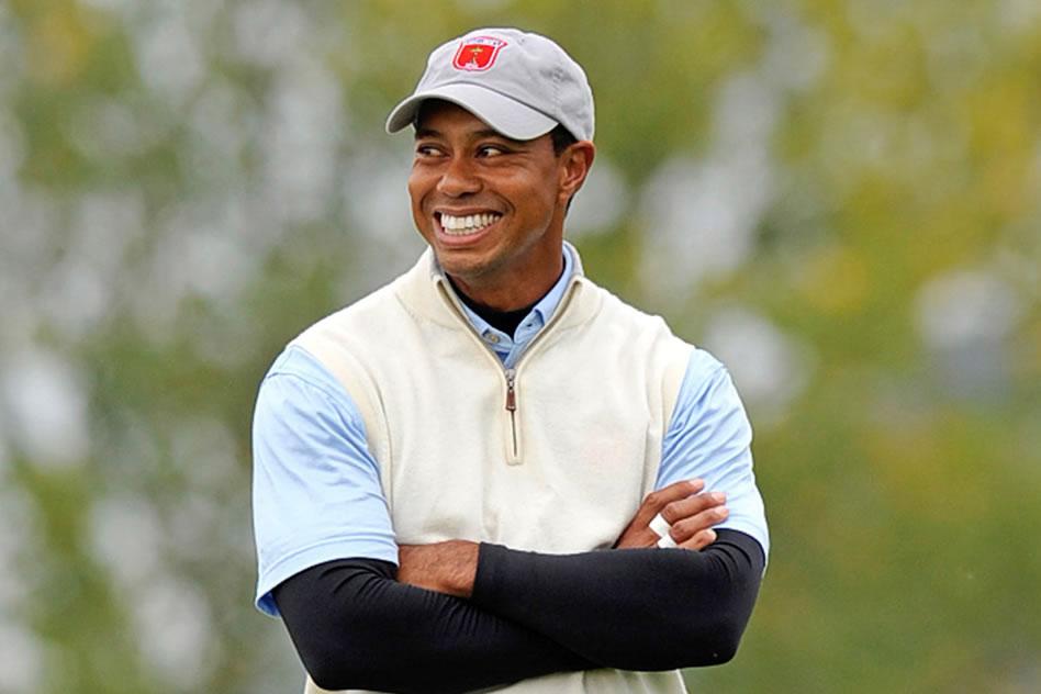 Tiger rugirá cuatro veces este año