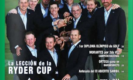 Fairway Venezuela edición Nº 118