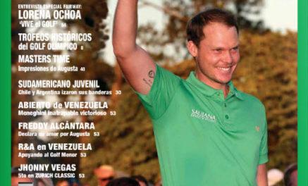 Fairway Venezuela edición Nº 127