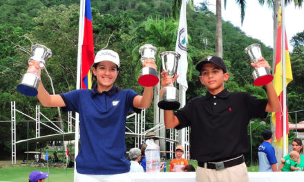 Yépez y Ramírez Campeones del Nacional Infantil 2016