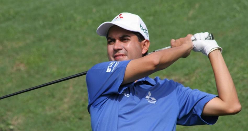 Otto Solís favorito en Abierto Valle Arriba Golf Club