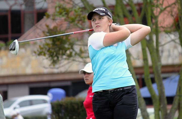 Camila Serrano es la colombiana que más destacada en la NCAA