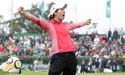 Carlota Ciganda consigue en Corea del Sur su ansiada victoria en el LPGA