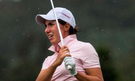 Carlota Ciganda remonta para alcanzar un nuevo Top ten