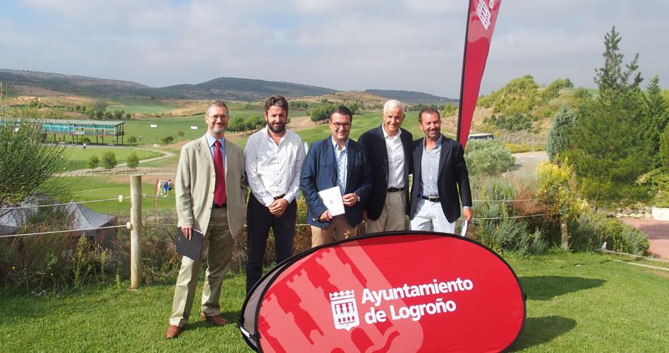 El Gran Premio Ciudad de Logroño nos descubre un excepcional campo con el Par 5 más largo de España