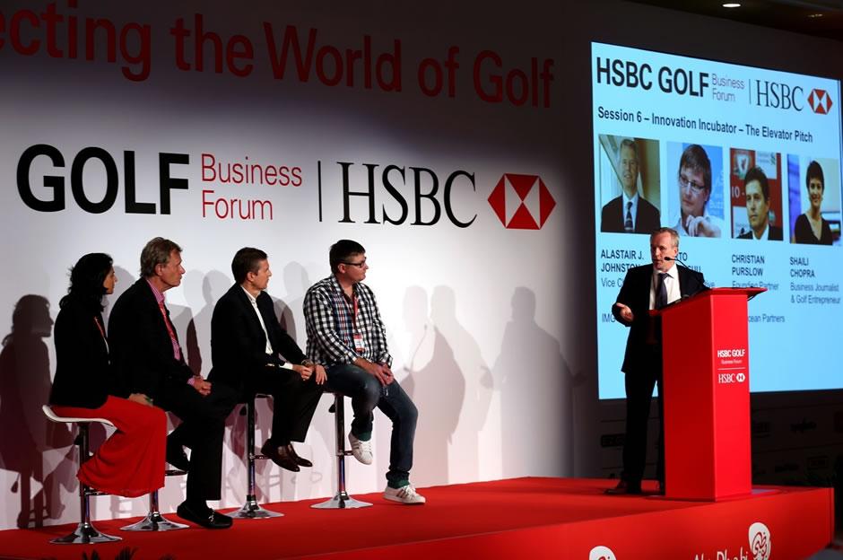 El 'Oso Dorado' confirmó su asistencia al HSBC Golf Business Forum (cortesía 2015.golfbusinessforum.com)
