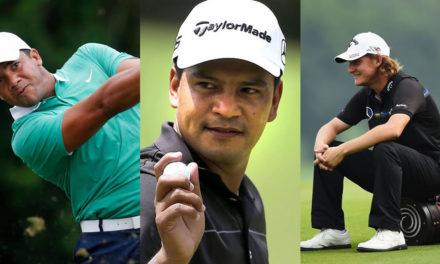 El PGA Tour se engalana esta temporada con seis latinos