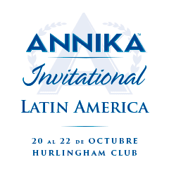 Ela Anacona lidera el ANNIKA Invitational Latin America