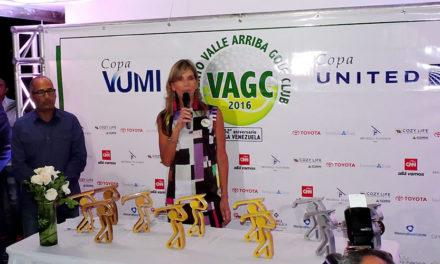 Equipo de Juan Carlos Berastegui conquistó Pro Am del Valle Arriba Golf Club
