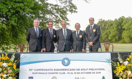 Este martes, con la Ceremonia de Inauguración, se puso en marcha la edición 30 del Campeonato Sudamericano Prejuvenil