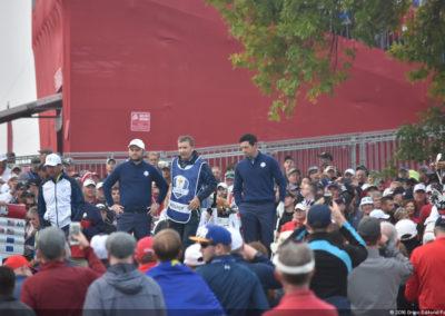 Galería de fotos 1a Ronda de la 41º Copa Ryder