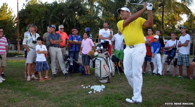 Gira de Menores Nike Golf en Oriente por la Fundación Jhonattan Vegas