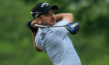 Julián Etulain encantó en su debut en el PGA Tour