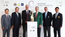 La suerte de Luck al ganar el 8º AAC y el cupo al Masters (cortresía aacgolf.com)