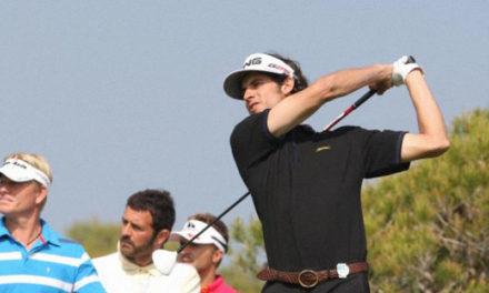 Pedro Oriol saca un cuarto puesto del Ras Al Khaimah, 2016 Golf Challenge