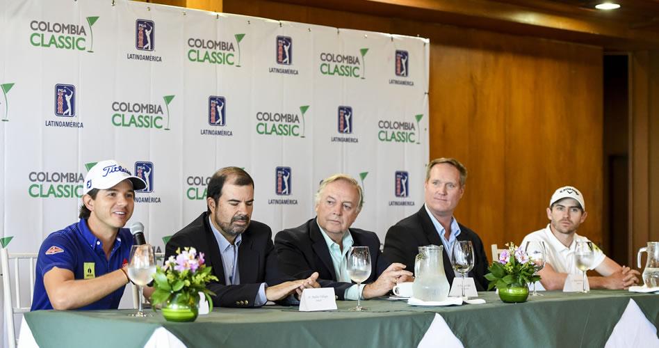 PGA TOUR Latinoamérica regresa a Cali para el Colombia Classic