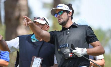 Samuel Del Val arrancó con todo el RDV Punta del Este Open