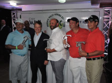 2do Lugar ProAm Copa Toyota Abierto VAGC 2016