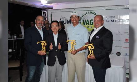 Se jugó ProAm Copa Toyota de Venezuela en el Valle Arriba Golf Club