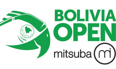 Sebastián MacLean trepó al liderato en el Bolivia Open Mitsuba