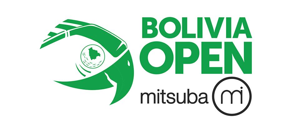 Sebastián MacLean a 18 hoyos del título en el Bolivia Open Mitsuba