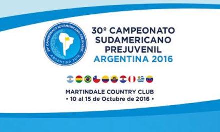 Seis colombianos participarán del Sudamericano Prejuvenil de Golf