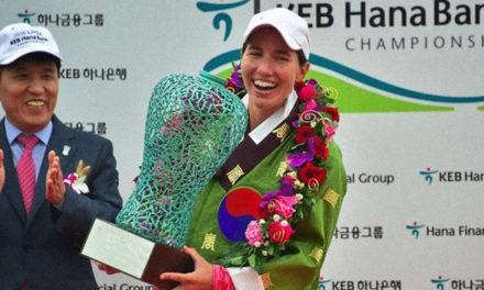 Semana grande del golf femenino español. !Mejor Imposible!