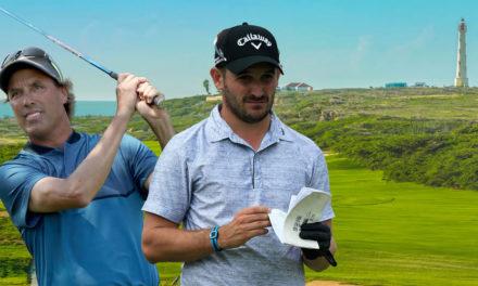 Stephen Ames y Julián Etulain nombrados capitanes para la Aruba Cup