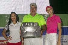 Tipy Hincapié fue el vencedor del Residentes Bijao y Bijao Invitational