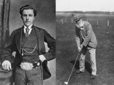 El Viejo Tom Morris (cortesía Golf Monthly)