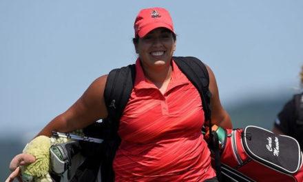 Venezolanos se apoderan del golf universitario
