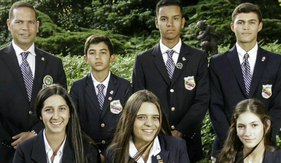 Venezuela culminó en quinto puesto en Sudamericano Prejuvenil de golf