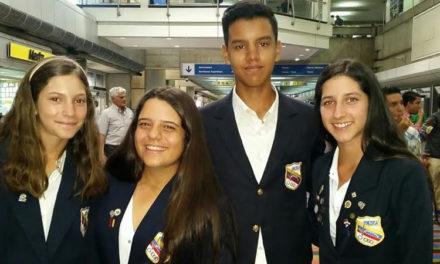 Venezuela presente en Sudamericano Prejuvenil de Golf
