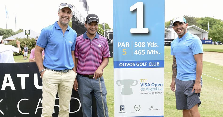 Arranca el VISA Open de Argentina, un torneo de definiciones
