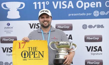Bulle defiende título del VISA Open de Argentina en desempate