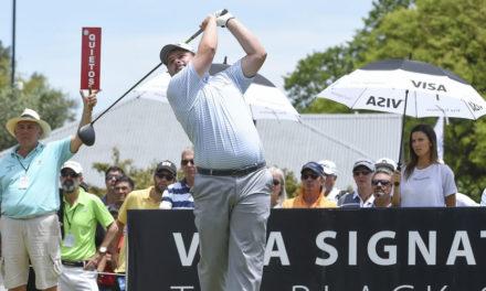 Campeón defensor Kent Bulle asume liderato en Argentina