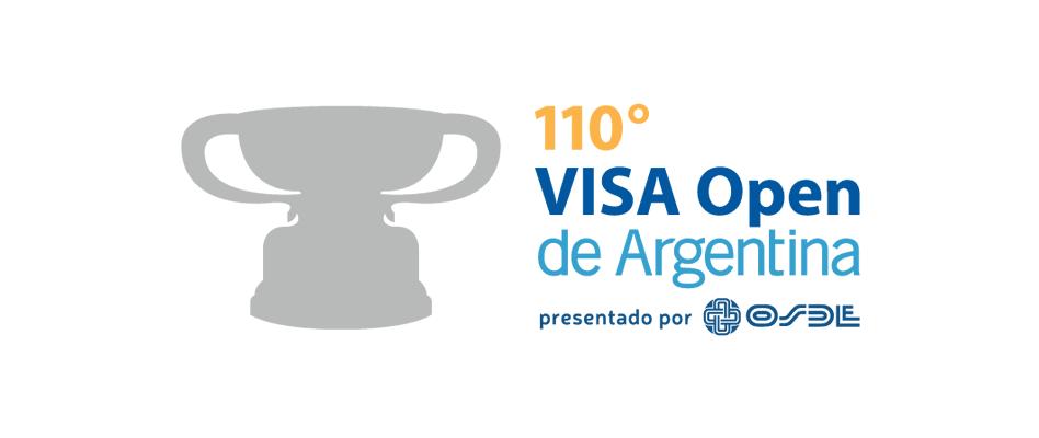 Conferencia de Prensa 111° VISA Open de Argentina presentado por OSDE