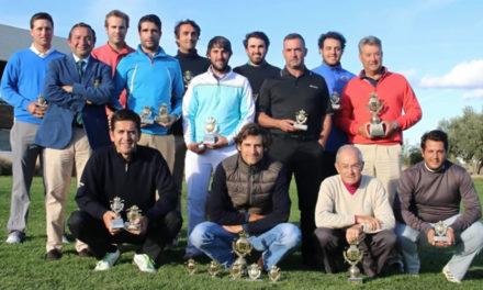 Daniel Berna gana la final del Circuito de Madrid de Profesionales en El Encín