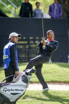 Rafael Gómez (ARG) siempre eleva su nivel en su país / Foto: Gentileza Enrique Berardi/PGA TOUR