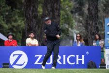 Ángel Cabrera (ARG) no tuvo un buen comienzo, pero va por la revancha este viernes / Gentileza: Enrique Berardi/PGA TOUR