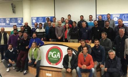 """El V Seminario PGA sobre Biomecánica y Técnica de golf: """"Variabilidad del swing"""" remueve las raíces de la enseñanza"""