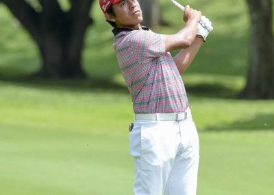Argentino Augusto Nuñez (cortesía Enrique Berardi/PGA TOUR)