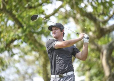Chileno Guillermo Pereira (cortesía Enrique Berardi/PGA TOUR)