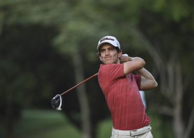 Colombiano Jun Pablo Luna (cortesía Enrique Berardi/PGA TOUR)