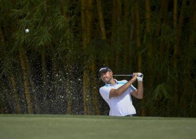 Colombiano Santiago Tobón (cortesía Enrique Berardi/PGA TOUR)