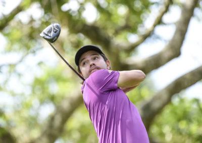 Santiago Rivas (cortesía Enrique Berardi/PGA TOUR)