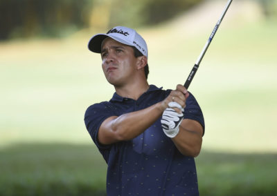 Venezolano Felipe Velázquez (cortesía Enrique Berardi/PGA TOUR)