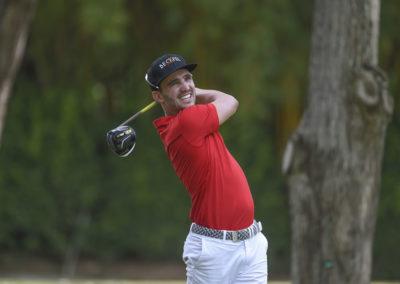 Venezolano Robert De Biase (cortesía Enrique Berardi/PGA TOUR)