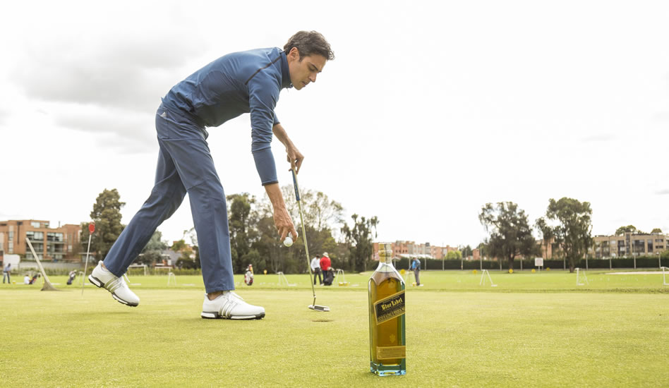 Golf, whisky y negocios